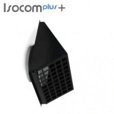 Fasádne vyústenie Isocomplus 125 / 160 / 180mm RAL Farba