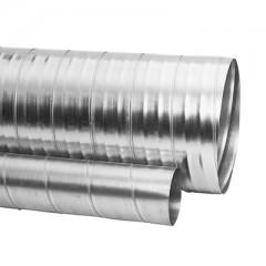 Vent Spiro Potrubie 3m - priemer 100-315mm