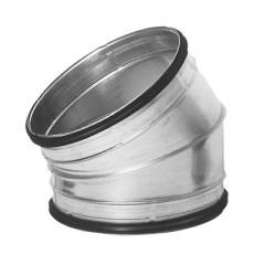 Safe Click Spiro Koleno 45° s tesnením