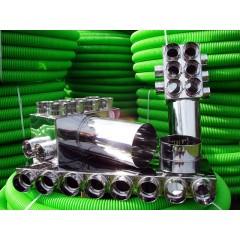 PE-Flex rozdeľovač 12x75mm