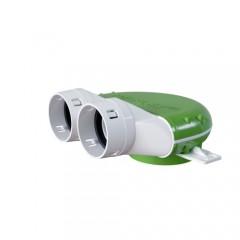 PE-FLEX® vyústenie 2x75 mm